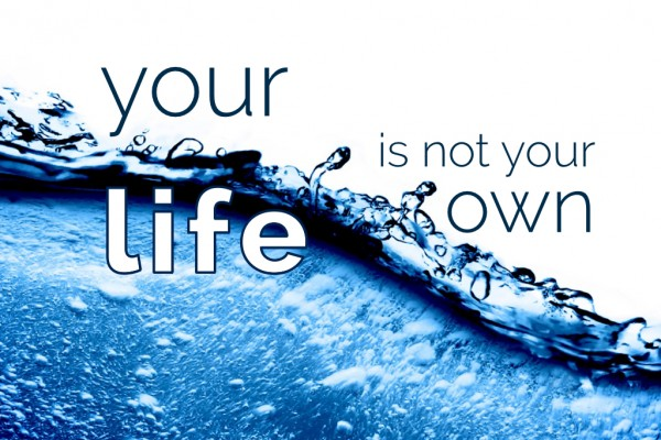 Your Life Is Not Your Own | Elm City Vineyard Church